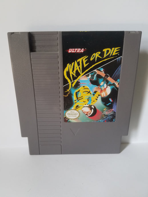 Nintendo Skate or Die Ultra Game Cartridge