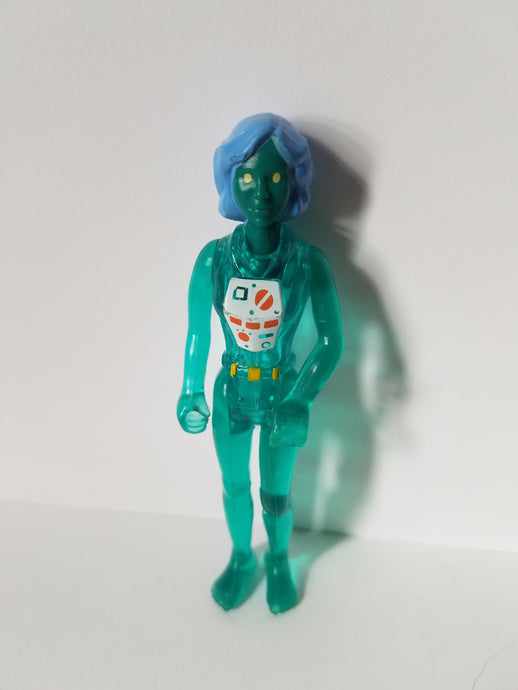 1974 Loose Adventure People X-Ray Woman Action Figure