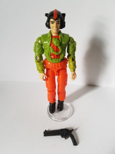 1988 Loose G.I.JOE Windmill V1 Action Figure