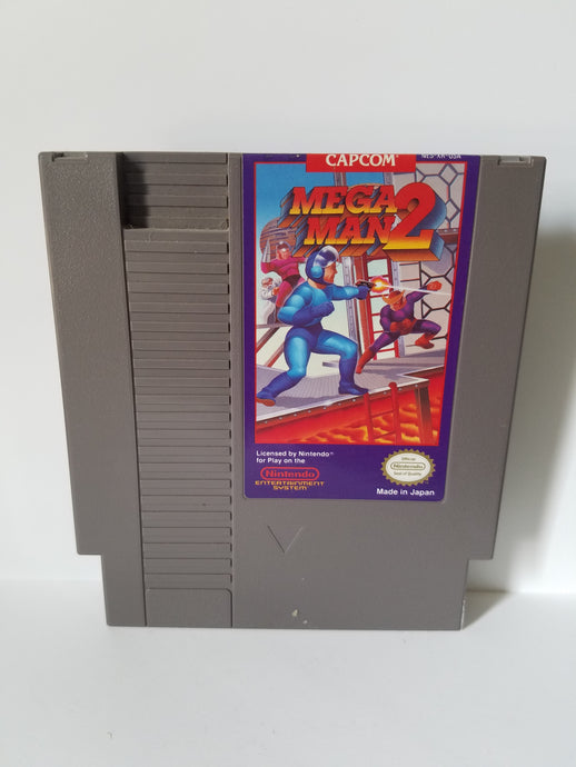 Nintendo Mega Man 2 Game Cartridge