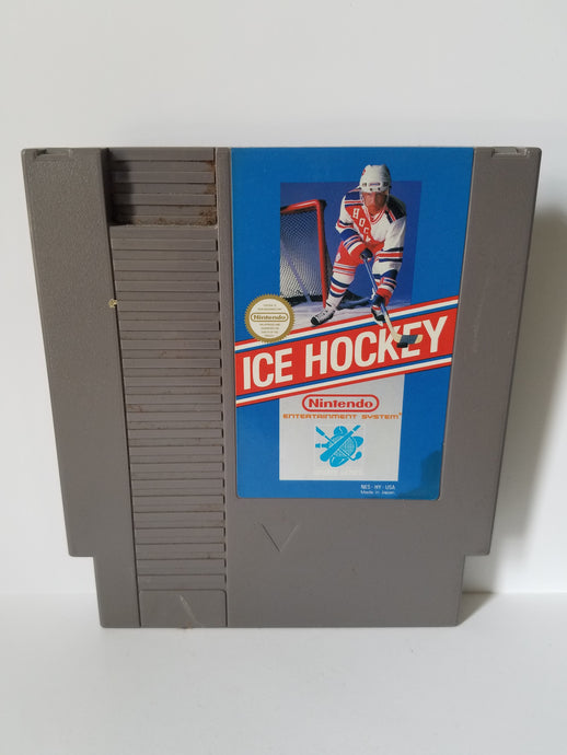 Nintendo Ice Hockey Game Cartridge