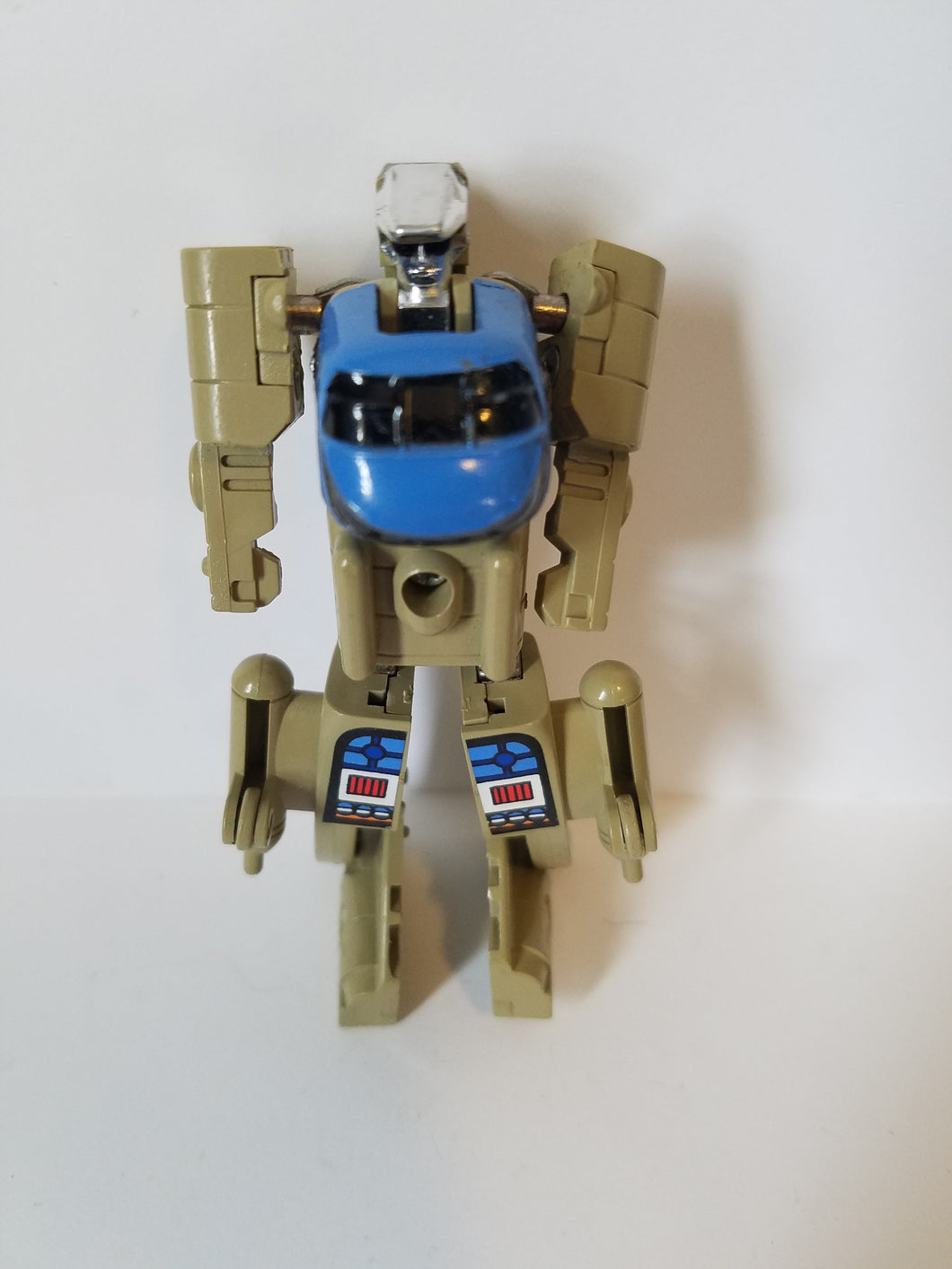 1984 Tonka GoBots Twin Spin Enemy Robot