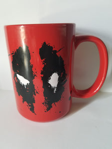 Marvel Deadpool Coffee Mug