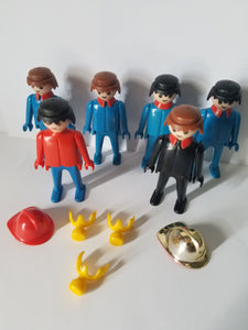 Playmobil Figures Lot