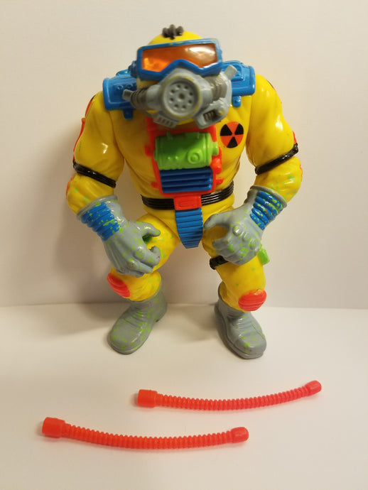 1991 Toxic Crusaders Radiation Ranger Action Figure