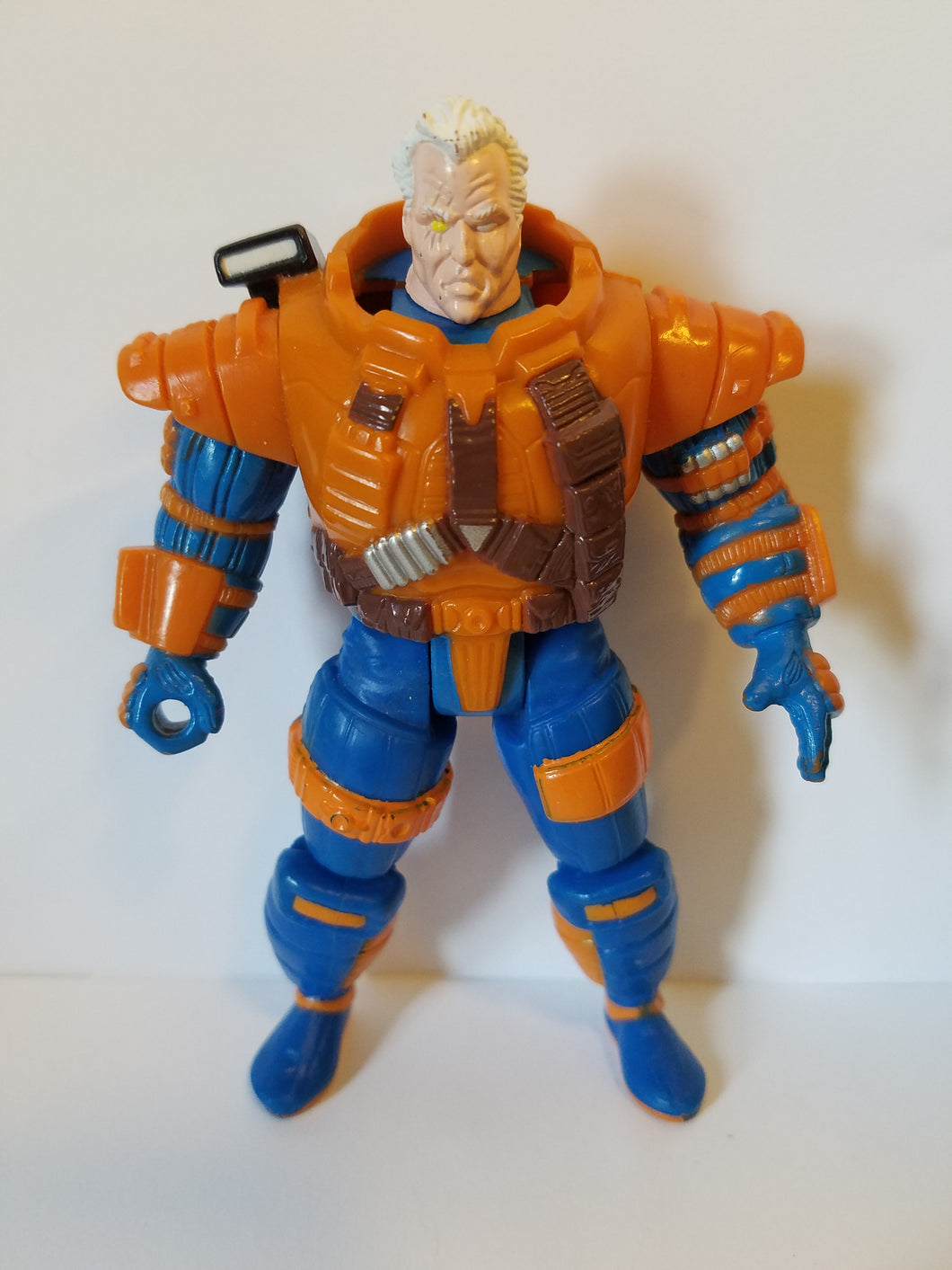 1993 Marvel X-Men X-Force Cable Action Figure