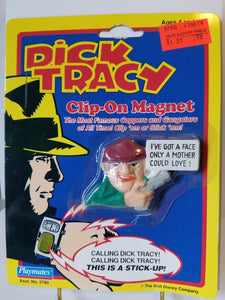 "1990 Dick Tracy ""Steve the Tramp"" Clip-On Magnet"