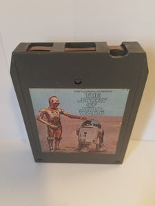 1977 The Story of Star Wars 8-Track