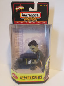 2000 Universal Monsters Matchbox Collectibles Frankenstein