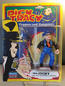 "1990 Dick Tracy ""Itchy"" Action Figure"
