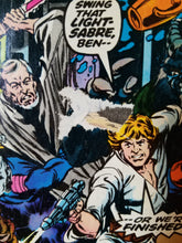 Load image into Gallery viewer, REPRINT of 1977 Star Wars Marvel Comic Book #2 Luke Skywalker Strikes Back