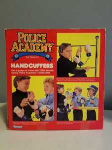 "1988 Kenner Police Academy ""Handcuffers"""