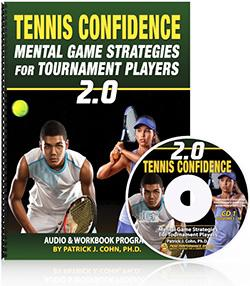 Tennis Confidence 2.0 Program (Digital Download)
