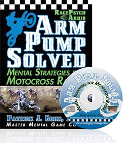 Arm Pump Solved: Mental Strategies for Motocross (CD)