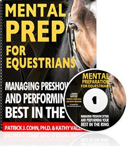 Mental Preparation for Equestrians (CD)