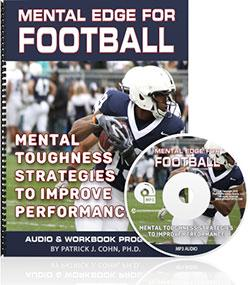 The Mental Edge for Football (Digital Download)