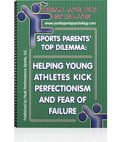 Help Young Athletes Kick Perfectionism (Digital Download)