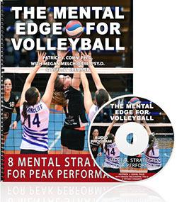 The Mental Edge For Volleyball (Digital Download)
