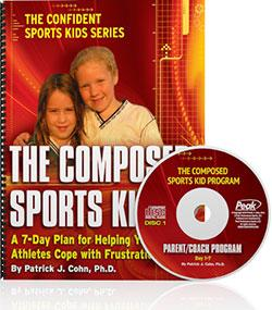 The Composed Sports Kid (CDs & Workbook)
