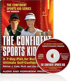 The Confident Sports Kid Bundle (3 Digital Programs)