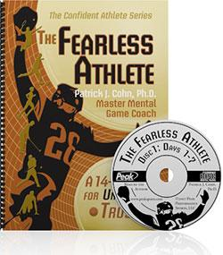 The Fearless Athlete (CDs & Workbook)