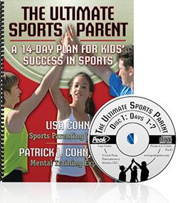The Ultimate Sports Parent (CDs & Workbook)