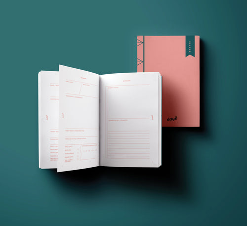 «FOOD» notebook / Cahier «BOUFFE»