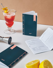 Load image into Gallery viewer, «COCKTAILS» notebook / Cahier «COCKTAILS»