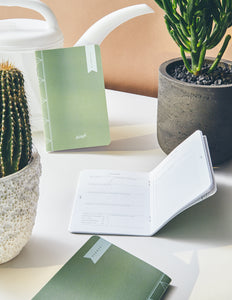 «PLANTS» notebook / Cahier «PLANTES»
