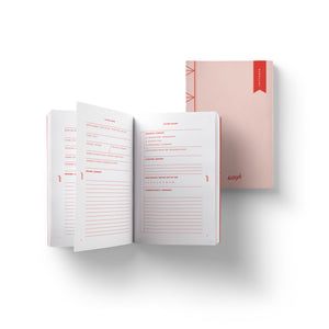 «READING» notebook / Cahier «LECTURES»