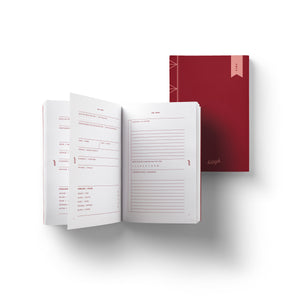 «WINES» notebook / Cahier «VINS»