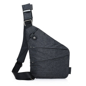 Men's Cross-body Chest Bag