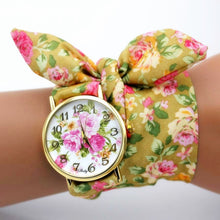 Load image into Gallery viewer, unique cloth watch