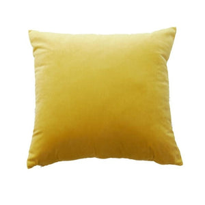 Velvet Cushion Covers