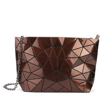 Load image into Gallery viewer, Geometric Hologram Shoulder Bag
