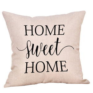 Quotes Cushion Cover
