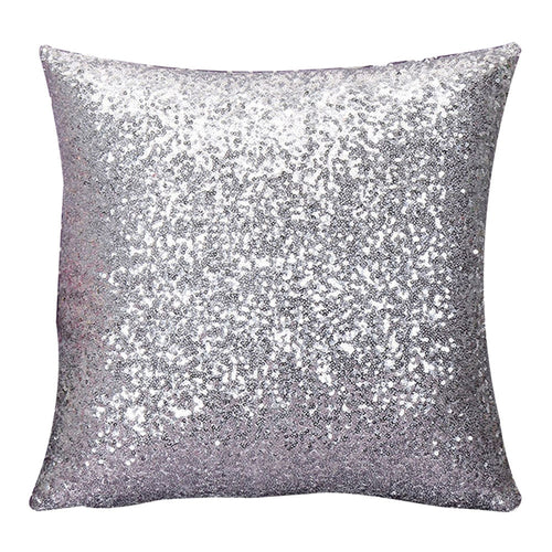 Glitter Sequins Cushion Cover