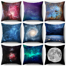 Load image into Gallery viewer, starry night  cushion covers