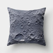 Load image into Gallery viewer, crater throw pillow cover