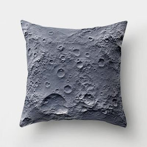 crater throw pillow cover