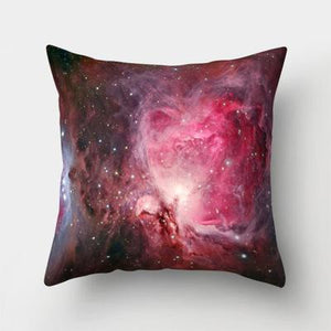 Universe cushion cover