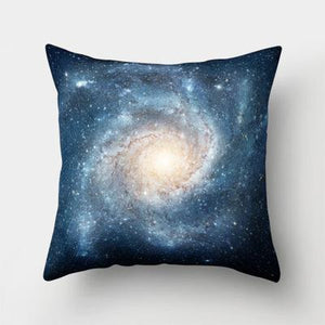 galaxy cushion cover