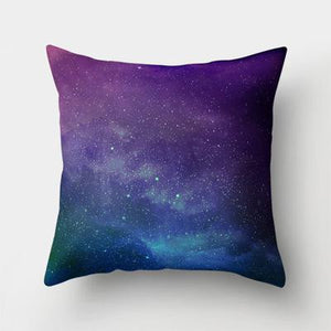 beautiful stars cushion cover