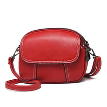 Load image into Gallery viewer, red vintage shoulder bag