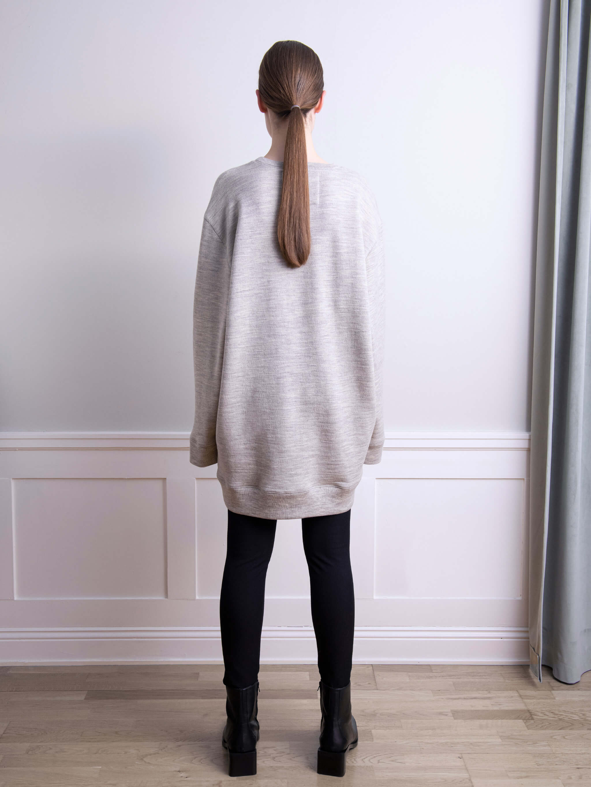 I: Jämtland Wool Dress
