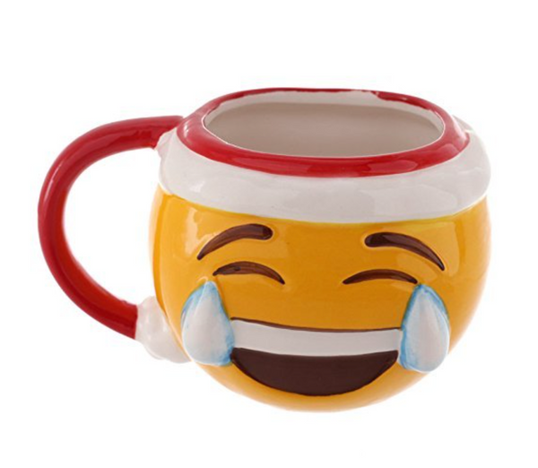 Christmas Joy Emotive Mug