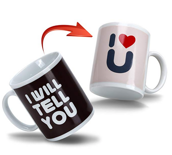 "Magic ""Love"" Mug <3"