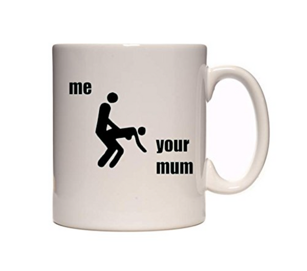 crazy mugs for your friend
