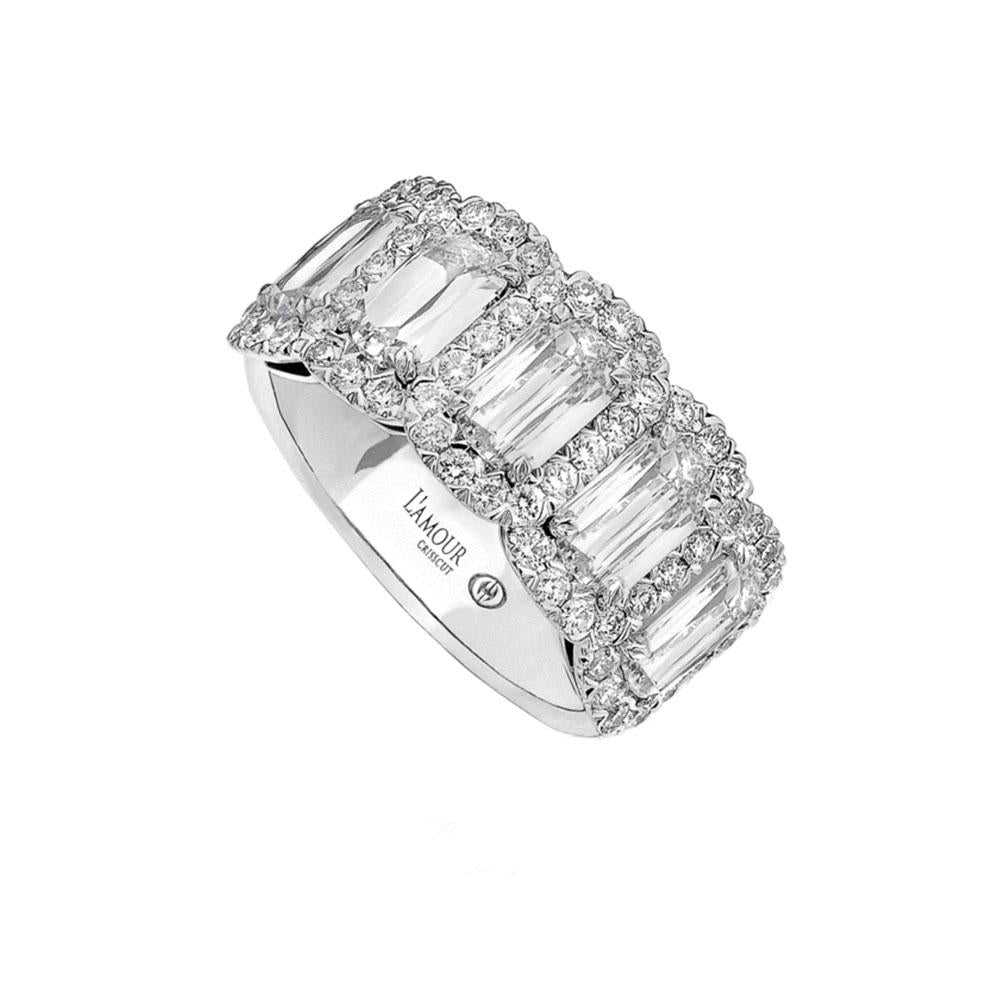 L'AMOUR CRISSCUT® DIAMOND ANNIVERSARY BAND