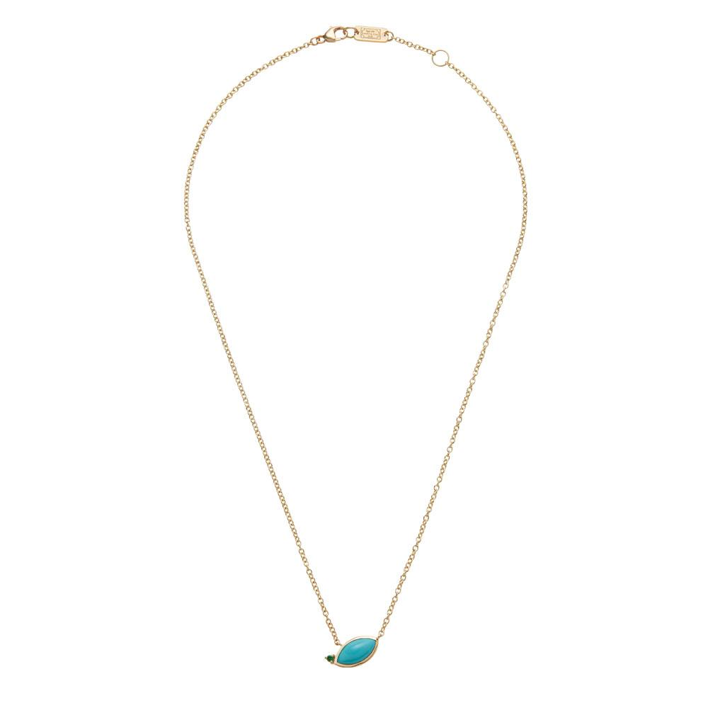 Prisma Marquise Necklace